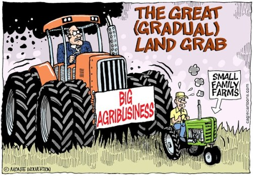 BIG AGRIBUSINESS