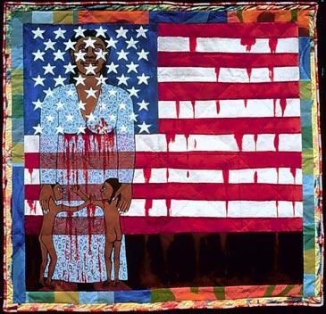 BLEEDING FLAG