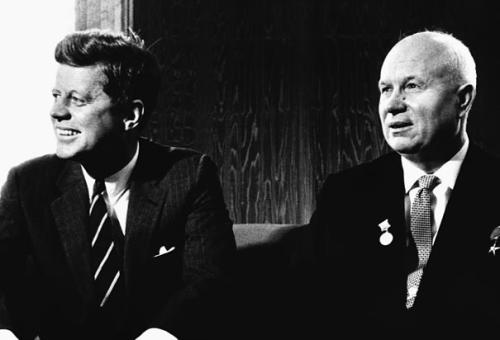 jfk and khruschev