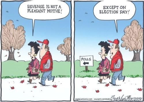 revenge voting