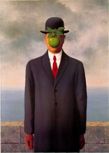 The-Son-of-Man-Rene-Magritte-1954