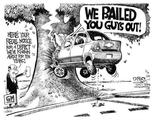 CAR DEALER BAILOUT