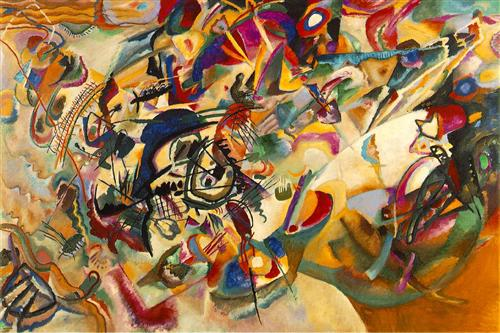 kandinsky composition II