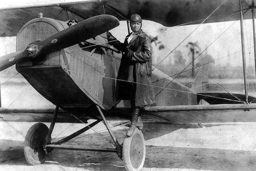 bessie coleman 1922